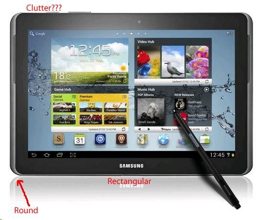 Is the New Samsung Tablet Different Enough from the iPad Now?