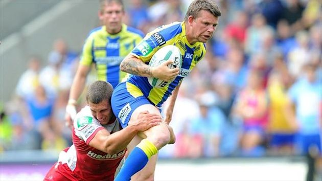 Richard Beaumont, left, has penned a two-year deal with St Helens