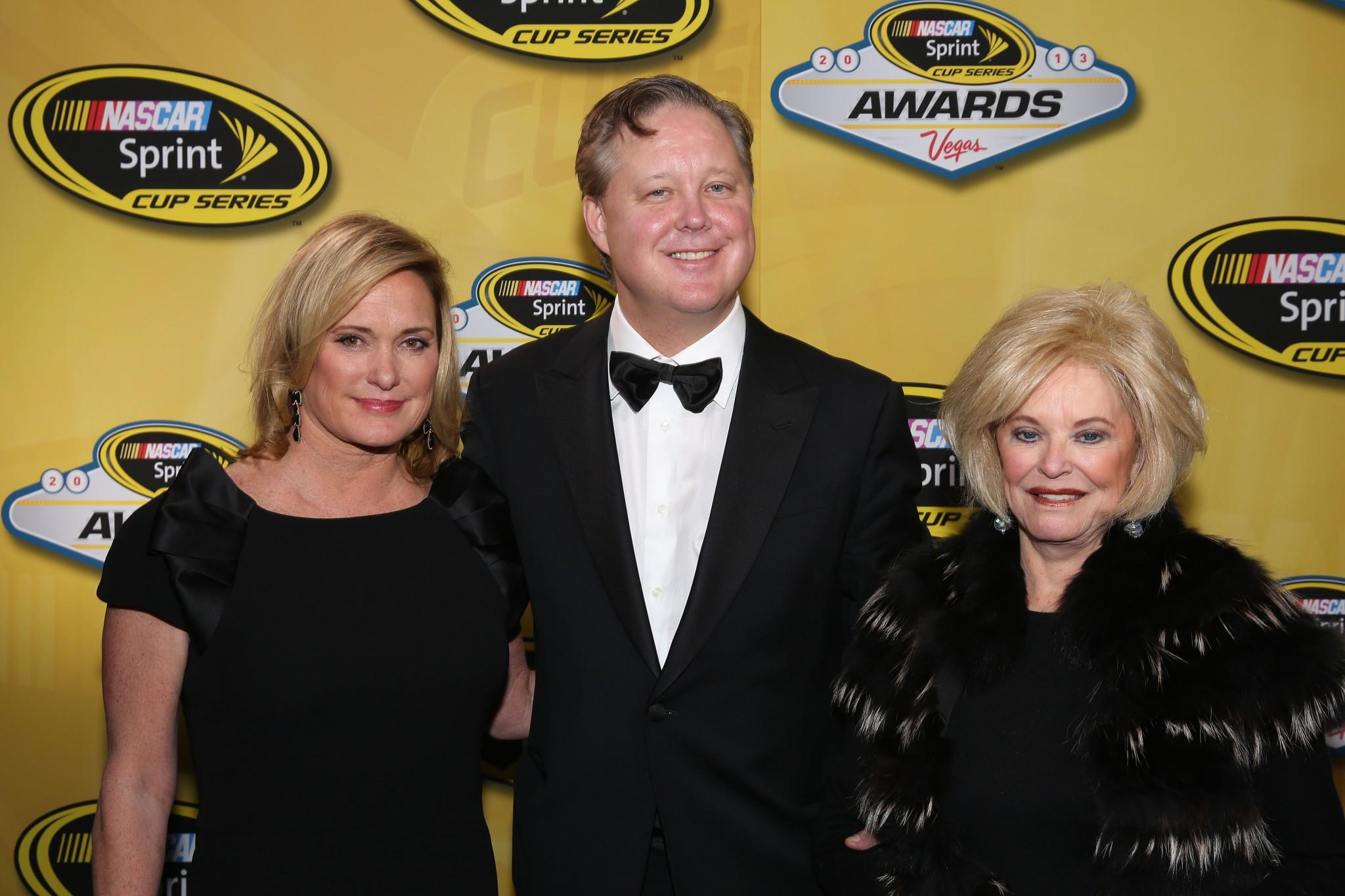 Betty Jane France, mother of NASCAR CEO, dies