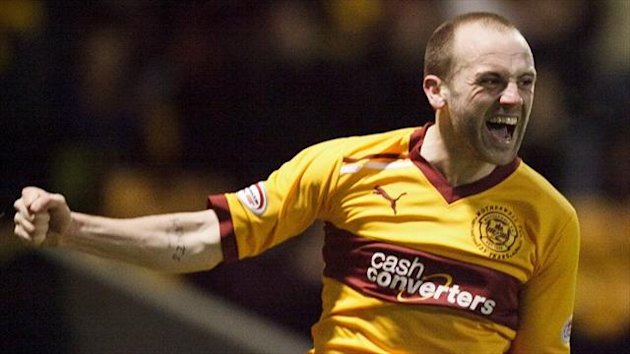 James McFadden is seemingly heading back to Motherwell