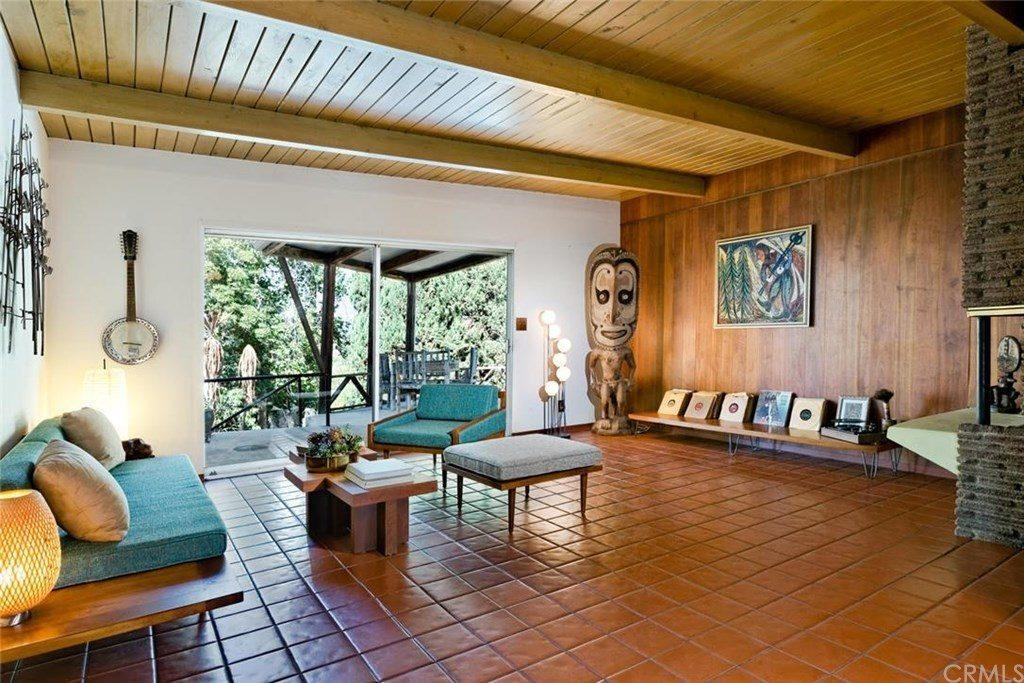 Groovy Mid-Century Time Capsule in Glendale's Adams Hill Asking $879,000