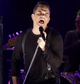 Robbie Williams To Break Own Ticket Sales Record With Stadium Tour?