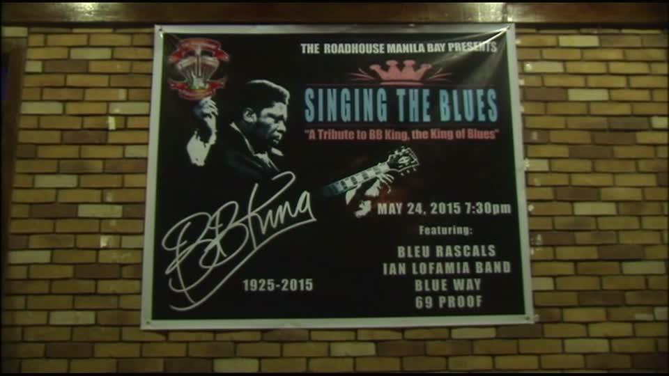 Filipino musicians pay tribute to BB King