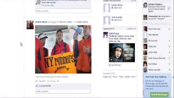 How social media played a role in Sandy