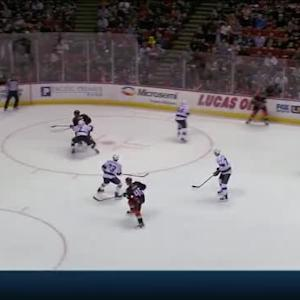 Martin Jones Save on Cam Fowler (08:58/2nd)