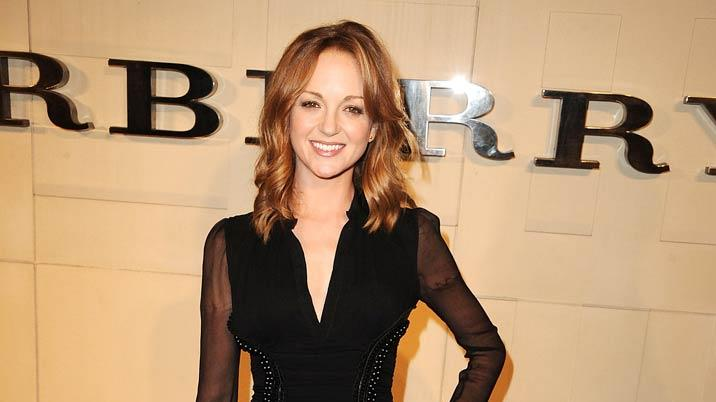 Jayma Mays Burberry Body Event