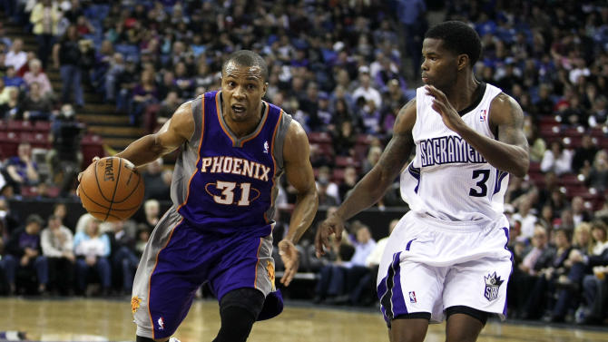 NBA: Phoenix Suns at Sacramento Kings