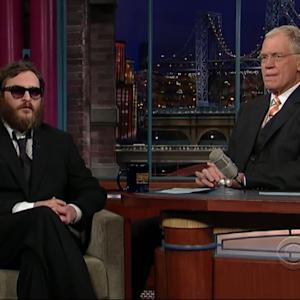 ET's Top 10 Moments With David Letterman