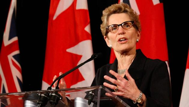 Ontario Premier Kathleen Wynne takes your questions live on the air during an interview with Ontario Today's Rita Celli on Monday at noon.