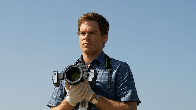 "Michael C. Hall stars as Dexter in ""Dexter."""