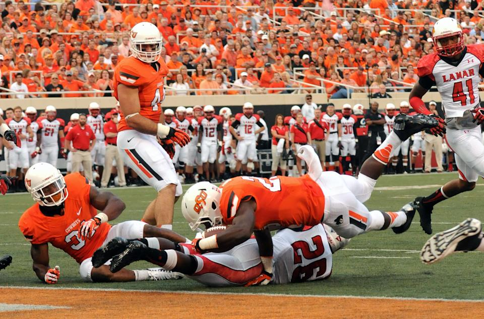 Oklahoma State looking forward to bye week