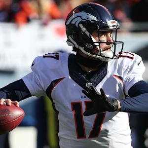 Broncos' Brock Osweiler to start vs Patriots.mov