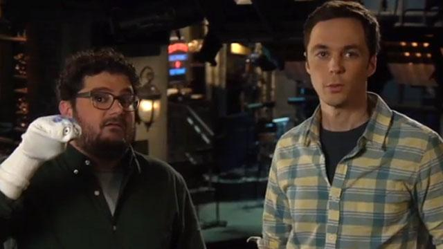 WATCH: Jim Parsons' Freshman 'SNL' Promos