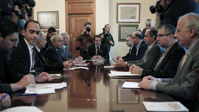 Cyprus rushes to find Plan B to avoid bankruptcy