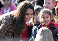 Kate Middleton organise une surprise pour 150 enfants