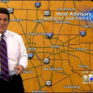 Jeff Jamison's Wednesday Weather Forecast (7/23)