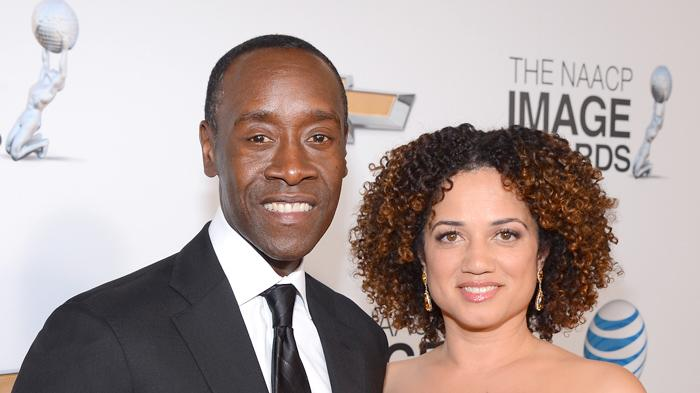 Don Cheadle, Bridgid Coulter