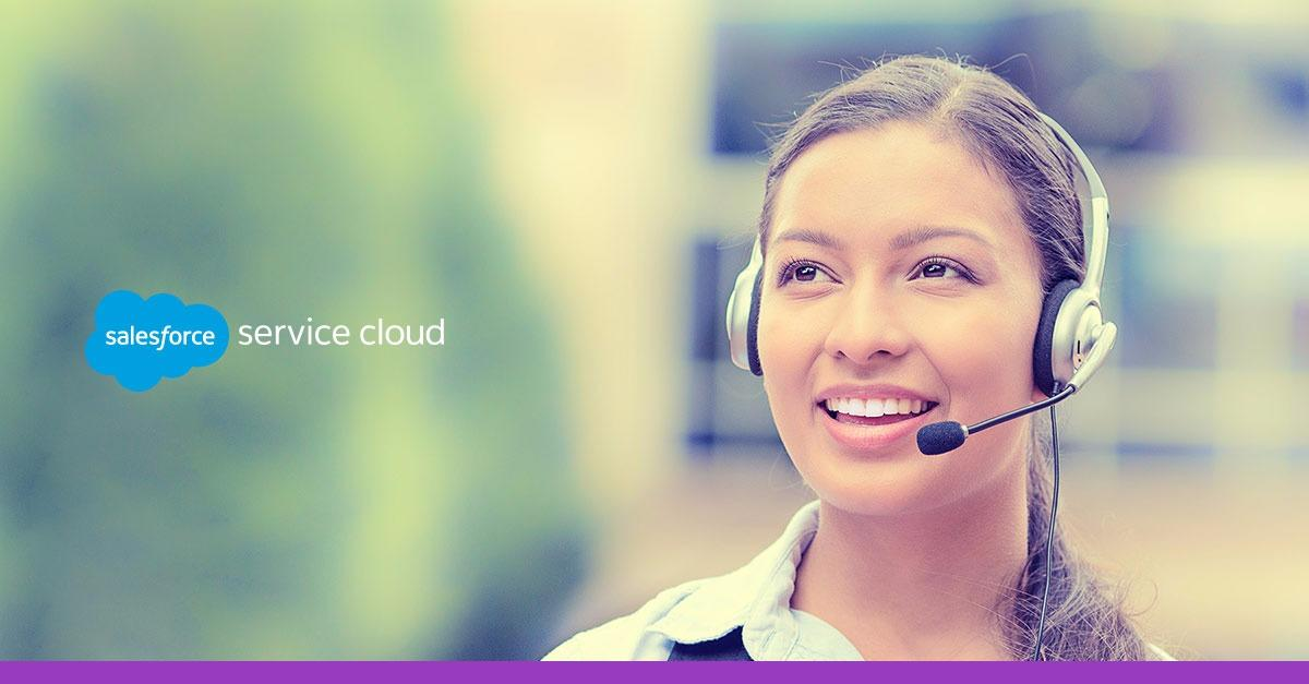 Transform Your Customer Service with Salesforce