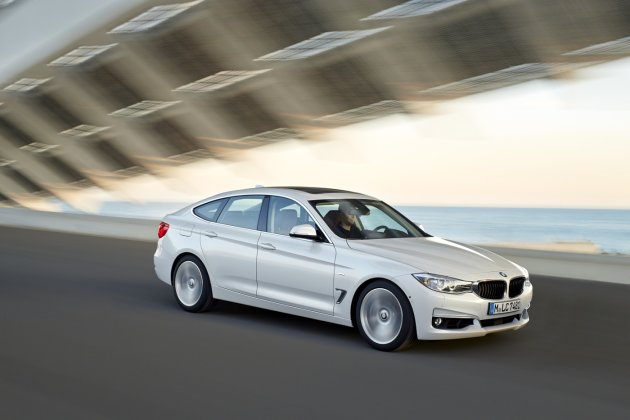 2014 BMW 3-Series GT