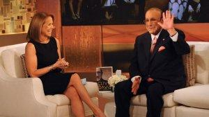 Katie Couric to Staff: Big Gets, No Psychics