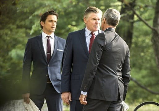 White Collar Recap: He Did a Bad, Bad Thing
