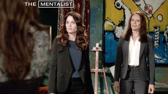 The Mentalist - The Gypsy Reading