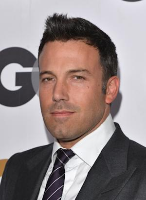 Ben Affleck arrives at the GQ Men of the Year Party at Chateau Marmont in Los Angeles on November 13, 2012  -- Getty Premium