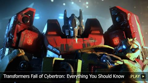 Transformers Fall of Cybertron: Everything You Should Know