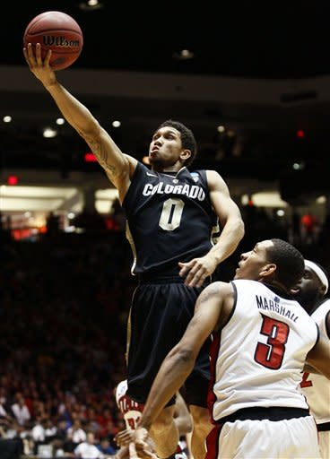 CU holds off UNLV for 68-64 victory