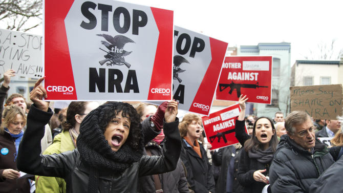 NRA goes silent after Connecticut school shooting