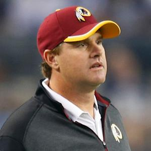 Washington Redskins head coach Jay Gruden has green light to bench RGIII
