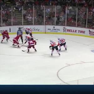 Flyers at Red Wings / Game Highlights