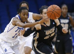 Tulsa tops UCF 75-66 in C-USA championship