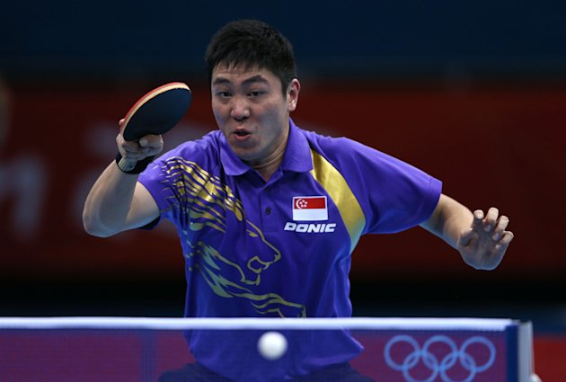Olympics Day 3 - Table Tennis