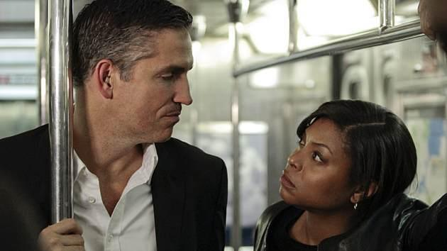 Jim Caviezel and Taraji P. Henson in 'Person of Interest' -- CBS