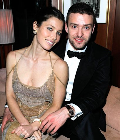 "Jessica Biel on Married Life With Justin Timberlake: ""It's Incredible!"""