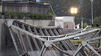 Major Detours Following Wash. Bridge Collapse