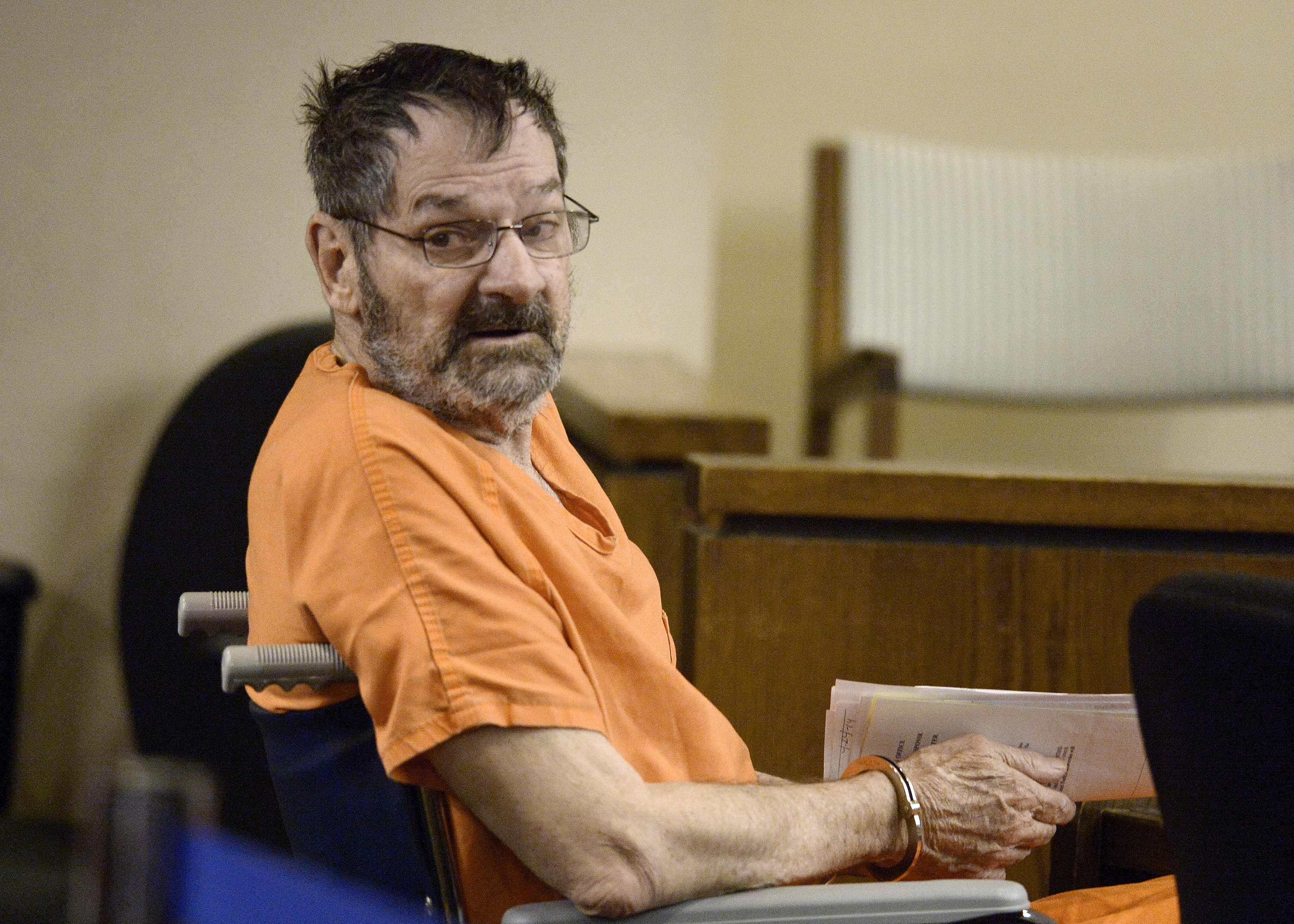 Witnesses testify against white supremacist charged in Kansas murders