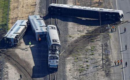 Prosecutors back off charges in California train crash
