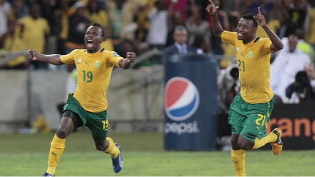 African Cup of Nations - South Africa v Mali: LIVE