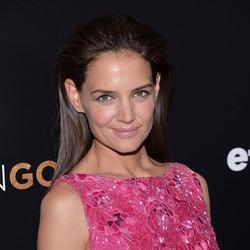 Katie Holmes Bares Midriff At 'Woman In Gold' NYC Premiere