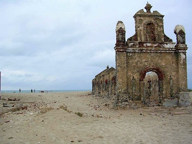 Dhanushkodi