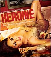 Posters of Kareena Kapoor's HEROINE out!