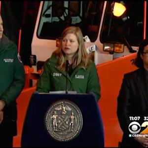 Major Snowstorm With Blizzard Conditions Takes Aim At Tri-State Area