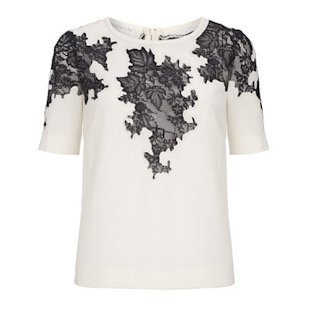 Chloe Lace Top: A/W 2012: Gothic: Fashion Trend: Fashion