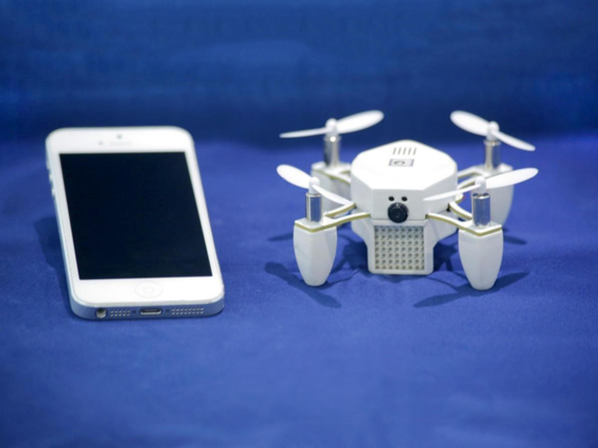 Zano drone maker says sorry for $3.5M Kickstarter failure