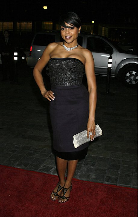 61st Annual DGA Awards 2009 Taraji P. Henson