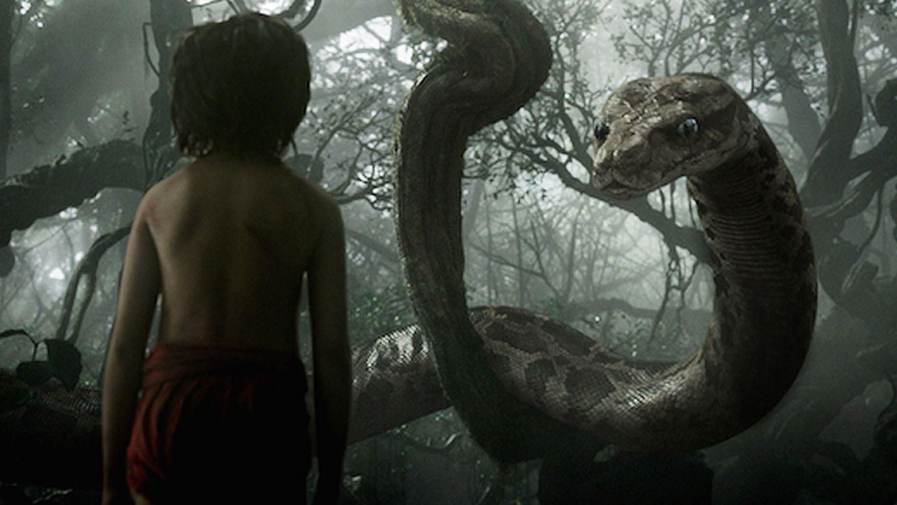 Watch Mowgli learn about the bare necessities in new Jungle Book trailer