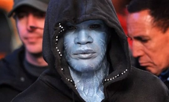 jamie foxx electro the amazing spider-man 2