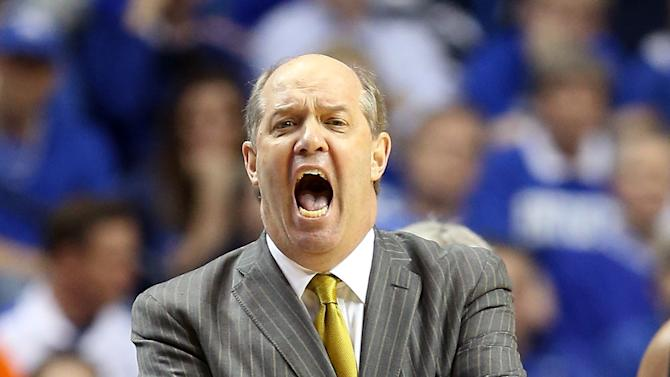 Kevin Stallings of the Vanderbilt Commodores